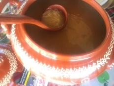 sopa cocido